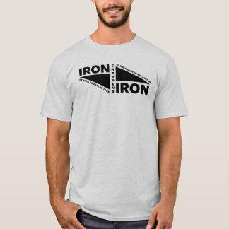Iron Sharpens Iron 1 T-Shirt