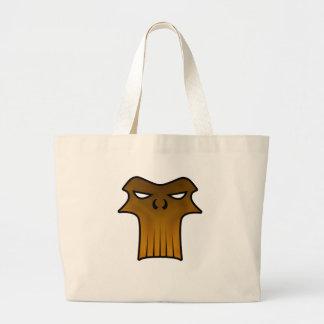 Iron Talon mask tote Jumbo Tote Bag