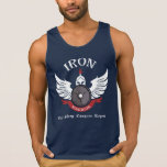 Iron Warrior - Gym Spartan Tank