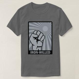 Iron-Willed - Fist - Rising Sun T-Shirt