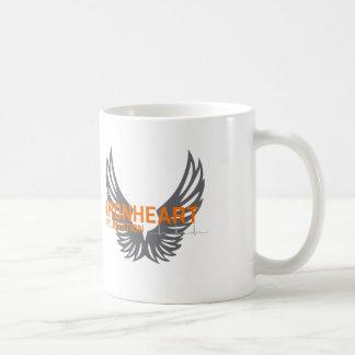 Ironheart Foundation White Mug