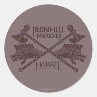 Ironhill Dwarves Movie Icon Round Sticker