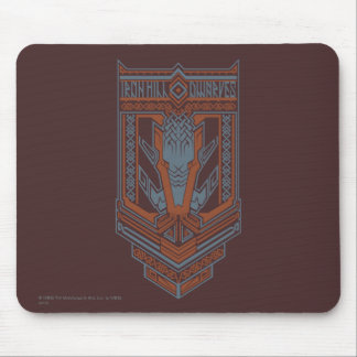 Ironhill Dwarves Shield Icon Mouse Pad