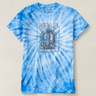 Ironic Hindu YOLO Cyclone Tie-Dye T-Shirt