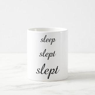 ironic sleep classic mug