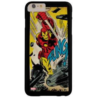 IronMan-And Then There Were None Barely There iPhone 6 Plus Case