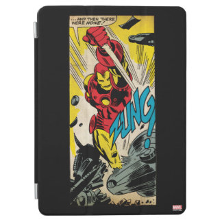 IronMan-And Then There Were None iPad Air Cover