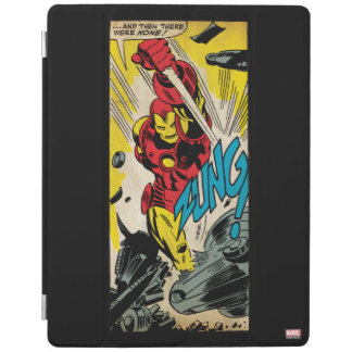 IronMan-And Then There Were None iPad Cover