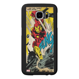 IronMan-And Then There Were None Samsung Galaxy S6 Cases