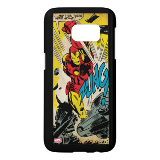 IronMan-And Then There Were None Samsung Galaxy S7 Case