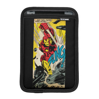 IronMan-And Then There Were None Sleeve For iPad Mini