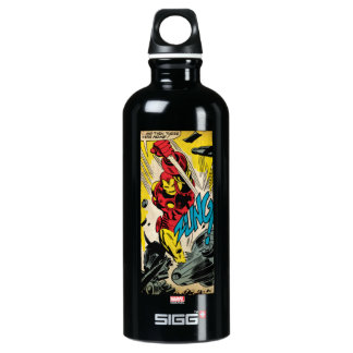 IronMan-And Then There Were None Water Bottle