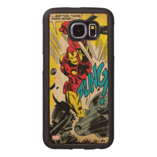 IronMan-And Then There Were None Wood Phone Case