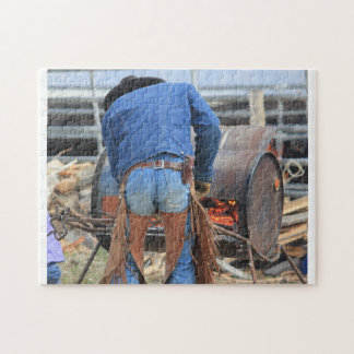Irons In the Fire Jigsaw Puzzle