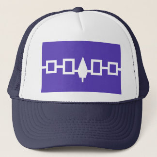 Iroquois Confederacy Flag Trucker Hat