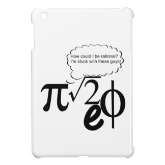 Irrational Buddies Case For The iPad Mini