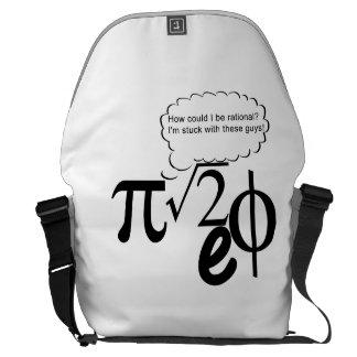 Irrational Buddies Commuter Bag