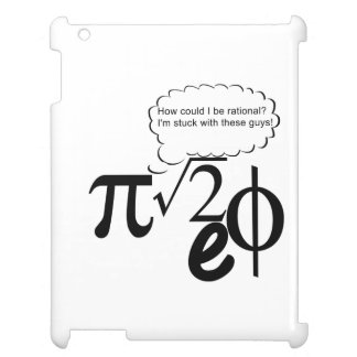 Irrational Buddies iPad Cover