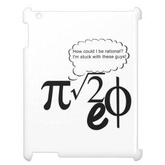 Irrational Buddies iPad Cover