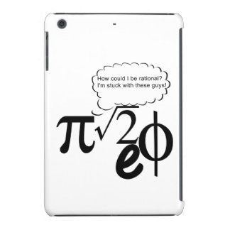 Irrational Buddies iPad Mini Covers