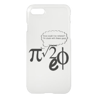 Irrational Buddies iPhone 7 Case