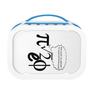Irrational Buddies Lunch Box