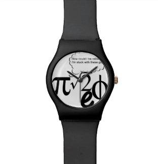 Irrational Buddies Wristwatch