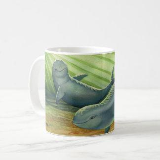 Irrawaddy or Mekong River Dolphin Coffee Mug