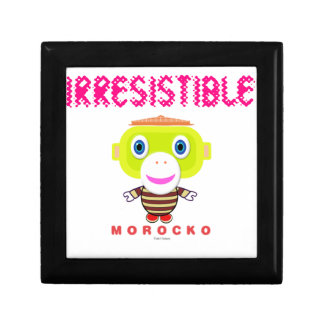 Irresistible-Cute Monkey-Morocko Gift Box