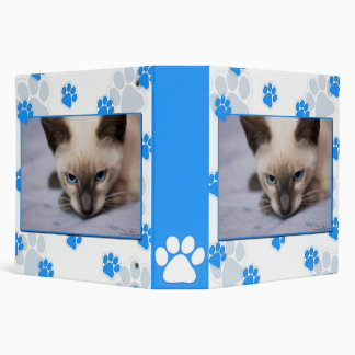 "Irresistibly Cute Kitty 2"" Binder"