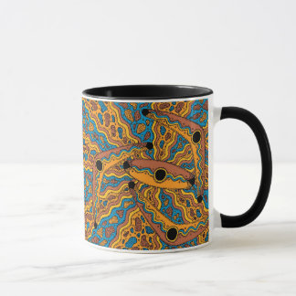 IrrgilMarrga - Boomerang/Shield Autumn Season Mug