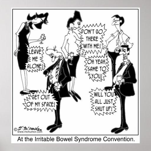 Irritable Bowel Syndrome Convention Print