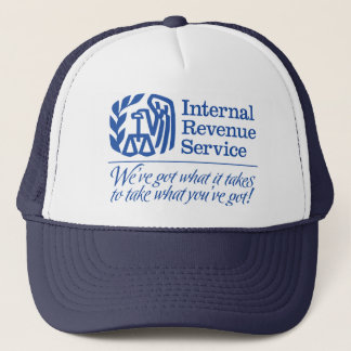 IRS Trucker Hat