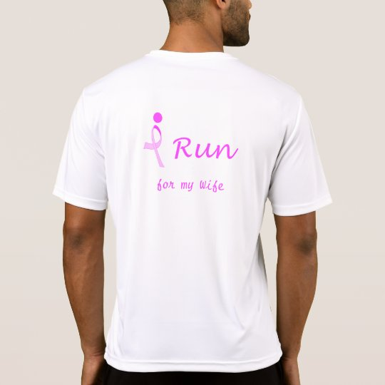 iRun for Breast Cancer Awareness T-Shirt