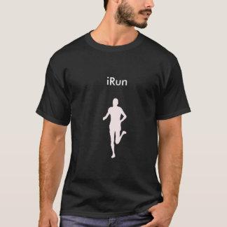 iRun Shirt. T-Shirt