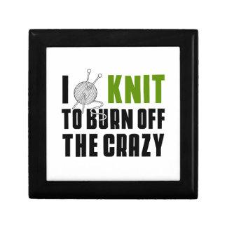 irun to burn off the crazy gift box