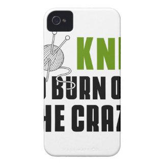 irun to burn off the crazy iPhone 4 Case-Mate case