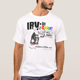 Irv: In Color! T-Shirt