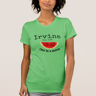 "Irvine California ""one in a melon"" shirt 2"