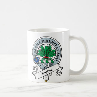 Irvine Clan Badge Coffee Mug