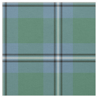 Irvine of Drum Clan Tartan Fabric