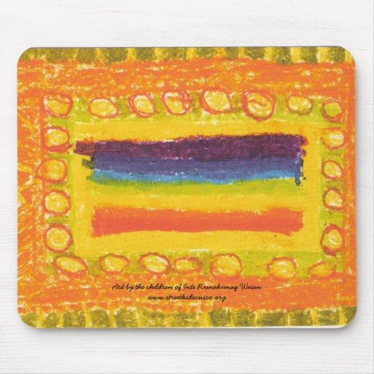 IRW Children's Artwork - #9 Mouse Pad