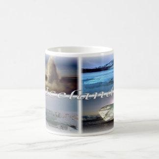 IS Island - Iceland - Coffee Mug