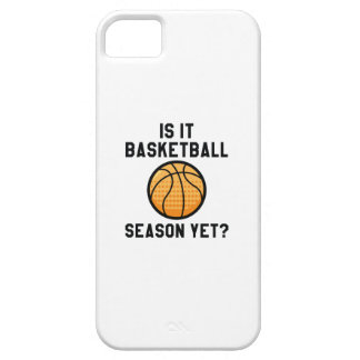Is It Basketball Season Yet? Case For The iPhone 5