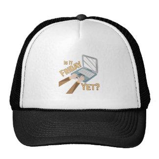 Is It Friday Trucker Hat