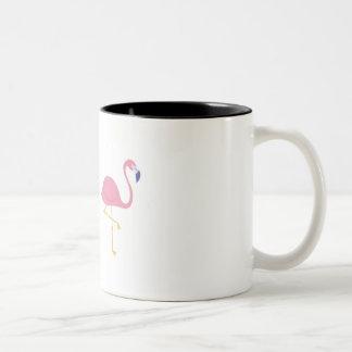"""""""Is it Friday yet?"""" mug. Two-Tone Coffee Mug"""