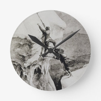 Is it Possible?, from 'Scrambles Amongst the Alps' Wall Clocks