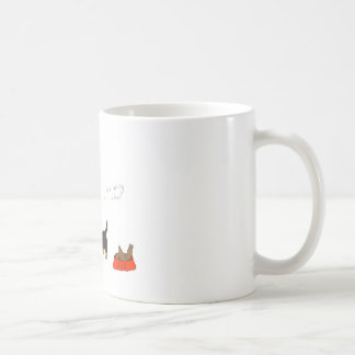 Is it raining in here? coffee mug