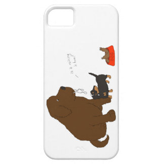 Is it raining in here? iPhone 5 cover