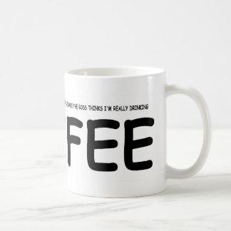 Is It Really Coffee... Coffee Mug